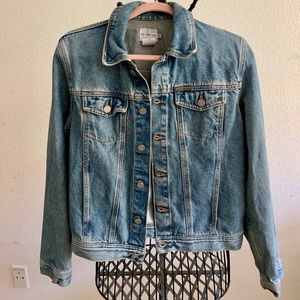 CALVIN KLEIN Vintage 90s Denim Jacket